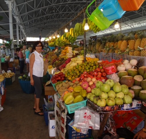 Thailand Fruit and Vegetable Market