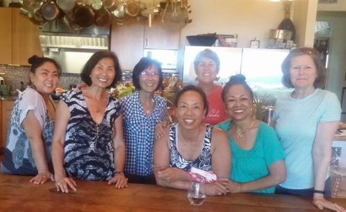 Thai Carving Class in Hawaii